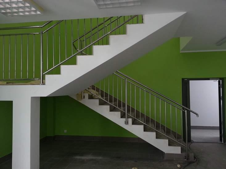 Balustrada pionowa
